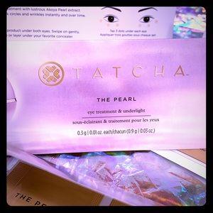12 single use TATCHA PEARL SACHETS Candlelight 😯
